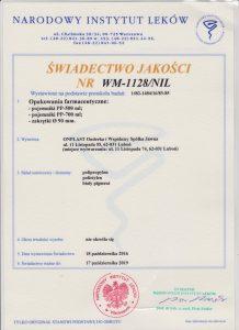 swiad-jakosci-wm-1128-nil-kolor