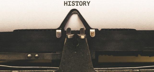 Historia tworzyw sztucznych